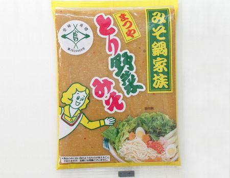 (株)まつや とり野菜みそ