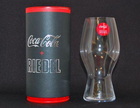 コカ・コーラ  リーデルグラス