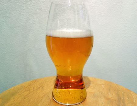 ビールがいつもより美味しそうです