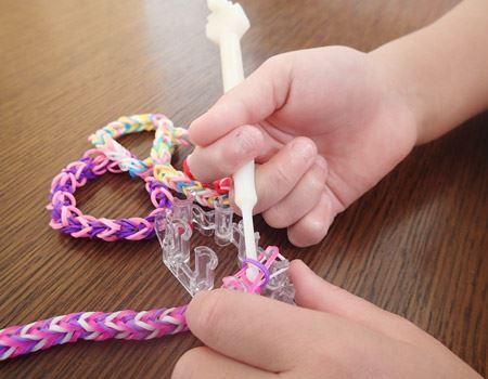 編み方を1つマスターしたら後は繰り返すだけ