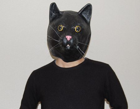 THE CAT MASK(ザ キャットマスク)