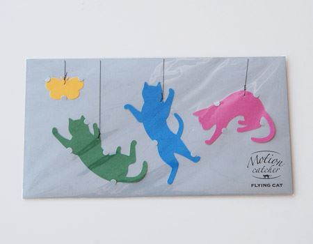 モビール Flying Cat
