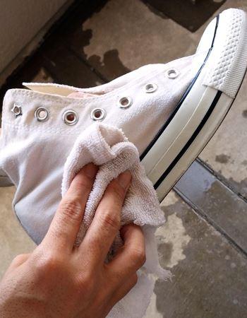 拭き取ったこの時点でかなり汚れが落ちていて、ワクワク!