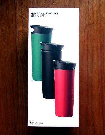 カラーリングはブラック、レッド、グリーンの3種類