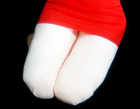 膝枕を購入…とはこういうことです。その名も「ひざまくらクッション」