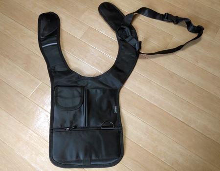 ホルスター型バッグ
