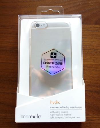 iPhone6s ケース 「innerexile Hydra(インナーエグザイル ハイドラ)」