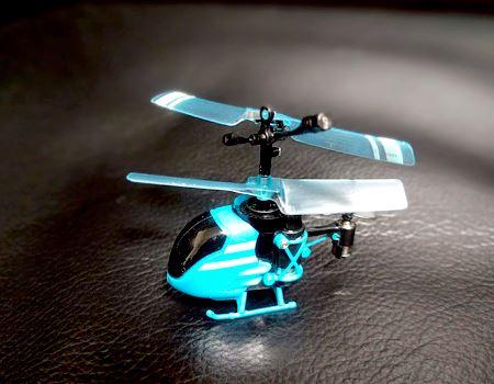 「赤外線ヘリコプター ピコファルコン」です!