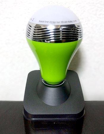 スピーカー内臓 LED SMARTライト