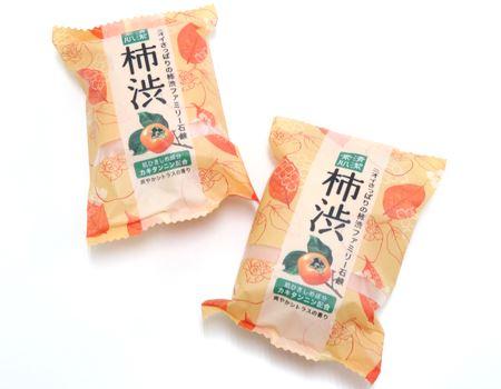 柿渋ファミリー石鹸