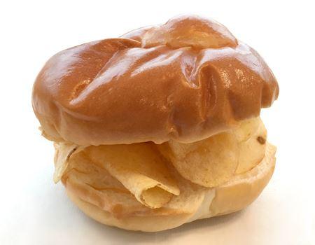 白えび(ポテチ)バーガー
