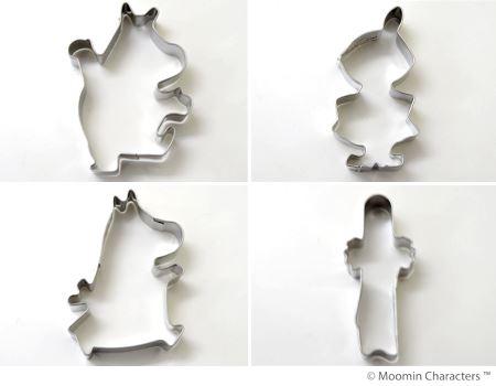 Moomin(ムーミン)ミニクッキー型