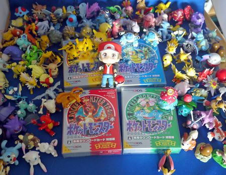 Celebrate the 20th anniversary with the first Pokemon figure!