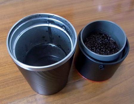 おいしいコーヒーの完成!