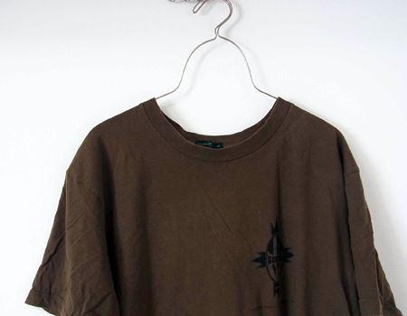 Tシャツではこんな感じ。これなら安心して使えそうです