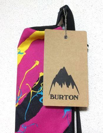 有名スノーボード用品メーカー「Burton(バートン)」製です