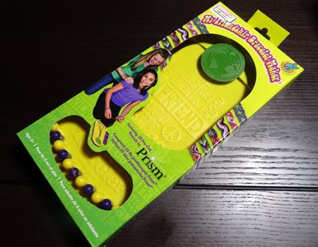 「My Friendship Bracelet Maker (マイフレンドシップ ブレスレットメーカー)」