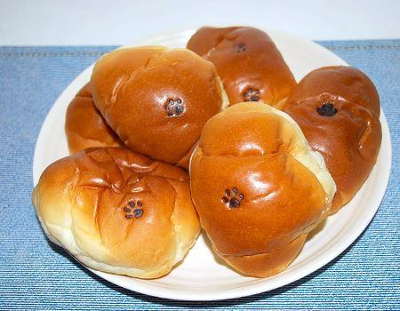 味気なかったパンも、こんなにかわいく!