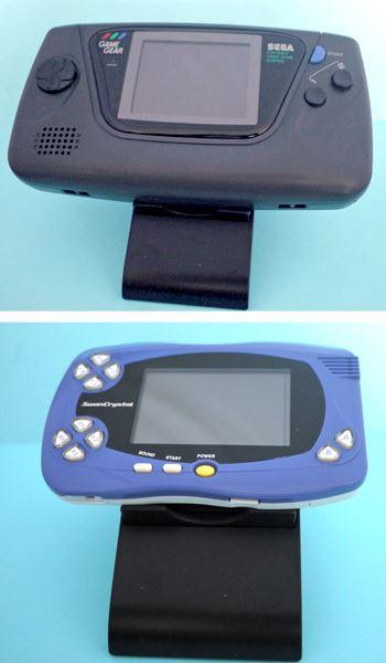 マニアックな携帯ゲーム機でも使えましたよ!