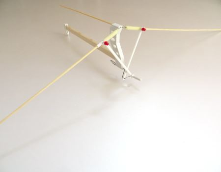パタパタ飛行機
