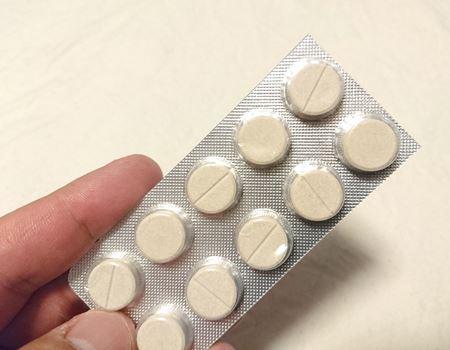 薬のような錠剤です