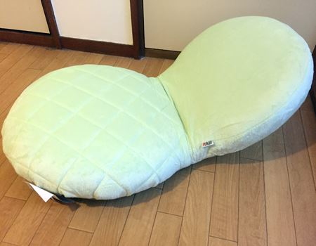 メロンパン座椅子
