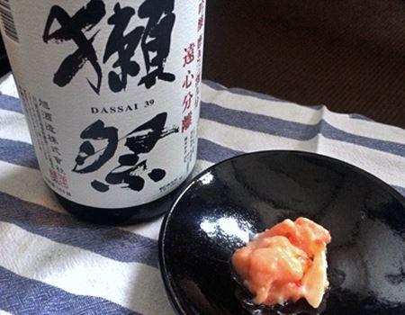日本酒のアテにも♪