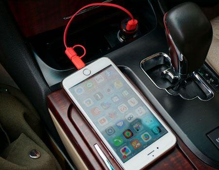 iPhone 6s plusを充電してみしたが、特に問題はありません
