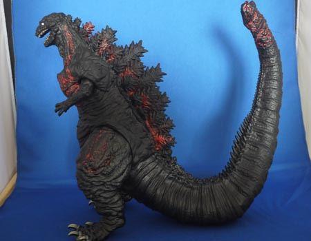 特徴的な巨大な尻尾! まさかあんなことになるとは…!!