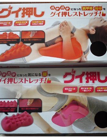 2つ買っても3000円でお釣りの来る手軽なストレッチャーシリーズです