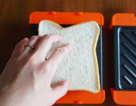 最後にパンでフタをして…