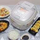 ご飯も料理も15分でできる! 忙しい人にイイIH炊飯器「タイガー 炊きたて JPE-A100」