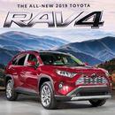 トヨタ 新型「RAV4」2019年春、日本で発売!独自の4駆システムで「走りのよさ」を追求