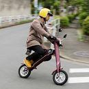 """""""折りたためる""""超小型電動バイク「BLAZE SMART EV」がおもしろい!"""