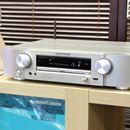 """リビングの""""高音質AVセンター"""" に! マランツ薄型AVアンプ「NR1609」"""