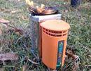 焚き火、料理、充電ができる! 高機能すぎるキャンプストーブ
