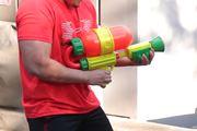 スプラトゥーンのブキ「スプラシューター」が水鉄砲になった!