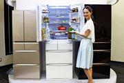 徹底的に冷蔵庫の基本を見直し、省エネ性を追求した三菱電機の新型冷蔵庫