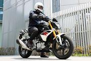 BMW初の中免で乗れるバイク! 余裕のある車体設計で加速も安定感もバツグンな「G310R」