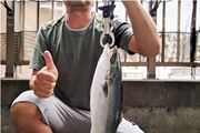 釣り人御用達! 手を使わず魚をつかめ、計測もできるフィッシュグリップ
