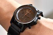 スマートウォッチ「wena wrist」とBEAMSのコラボ第2弾「beams Black」
