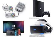 ミニスーファミ、PSVR新モデルも登場! 年末までのゲーム機市場を予想する!