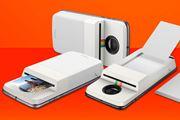 スマホをポラロイドカメラにする拡張モジュール「Moto Mods」が登場