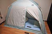 寒い夜もぬくぬく♪ 「室内専用テント」の中で眠れば暖房いらず!