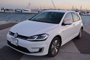 3年ぶりの登場となったEV版ゴルフ、VW「e-Golf」試乗レポート