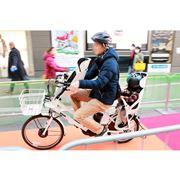 子どもを乗せるのに適した自転車とは? ブリヂストンサイクルに聞いてきた!