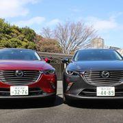 マツダ「CX-3」試乗&実燃費テスト/クリーンディーゼルとガソリンを1000km走って徹底比較!
