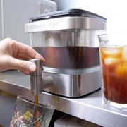 「コールドブリューコーヒーメーカー」で、1日3回アイスコーヒーを飲むようになった!