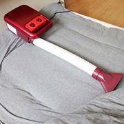1万円以下の小型でマットレスなエスキュービズムの布団乾燥機が予想以上にデキる!!