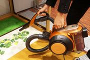 """ゴミを""""吹き飛ばす""""三菱電機のサイクロン式掃除機「風神」が便利!"""